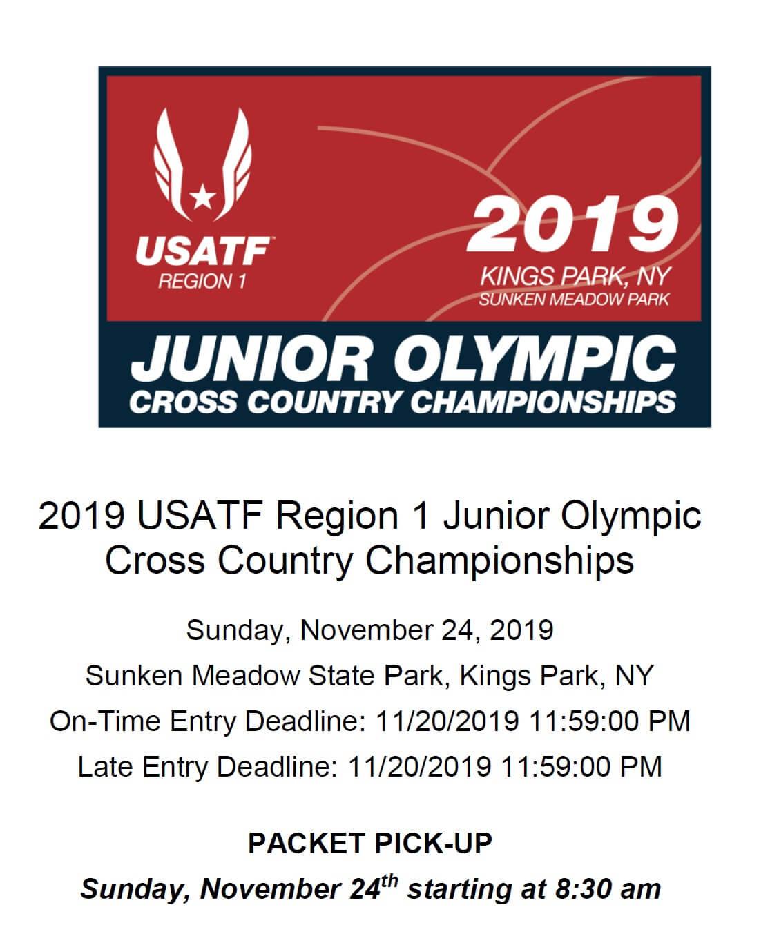usatf junior olympics 2020 results